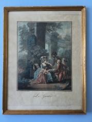 Le Gouter, Breakfast 1780